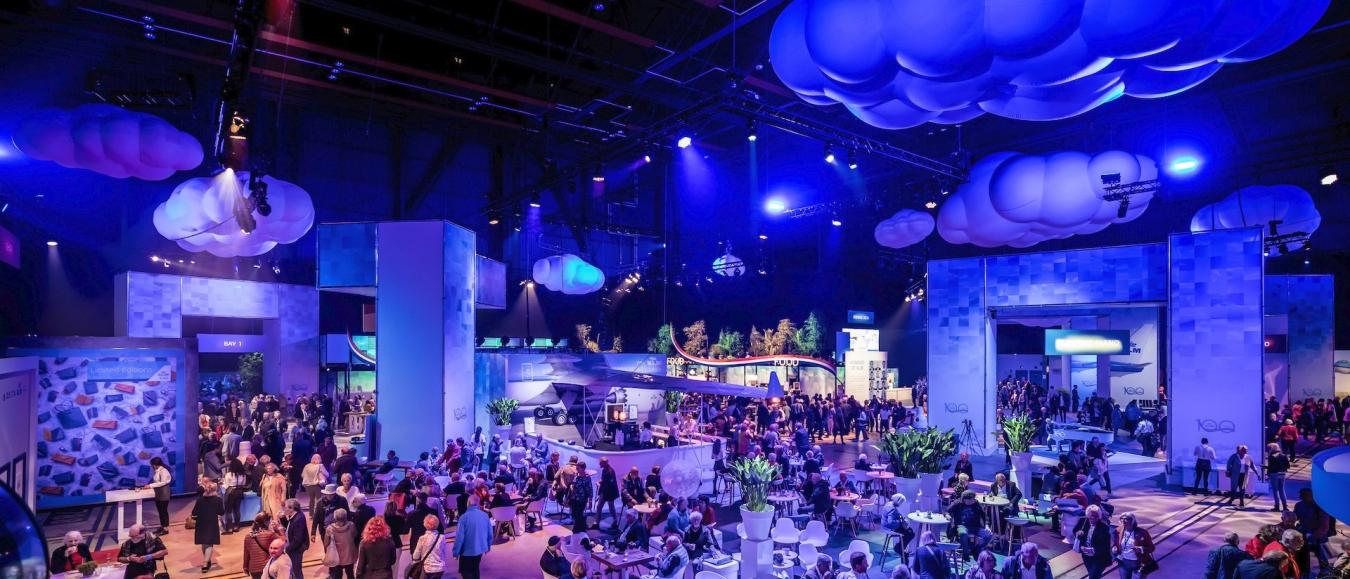 XSAGA feliciteert KLM met Global Eventex Awards