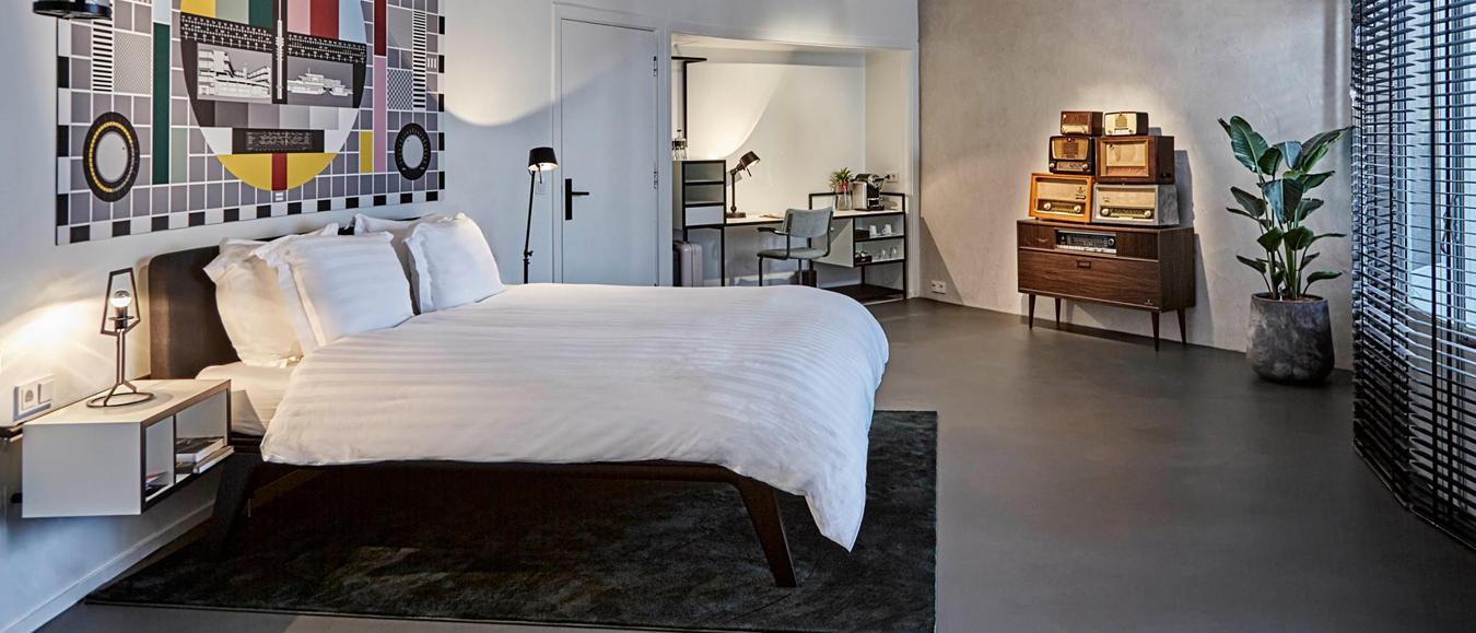Geslaagde make-over voor Hotel Gooiland Hilversum