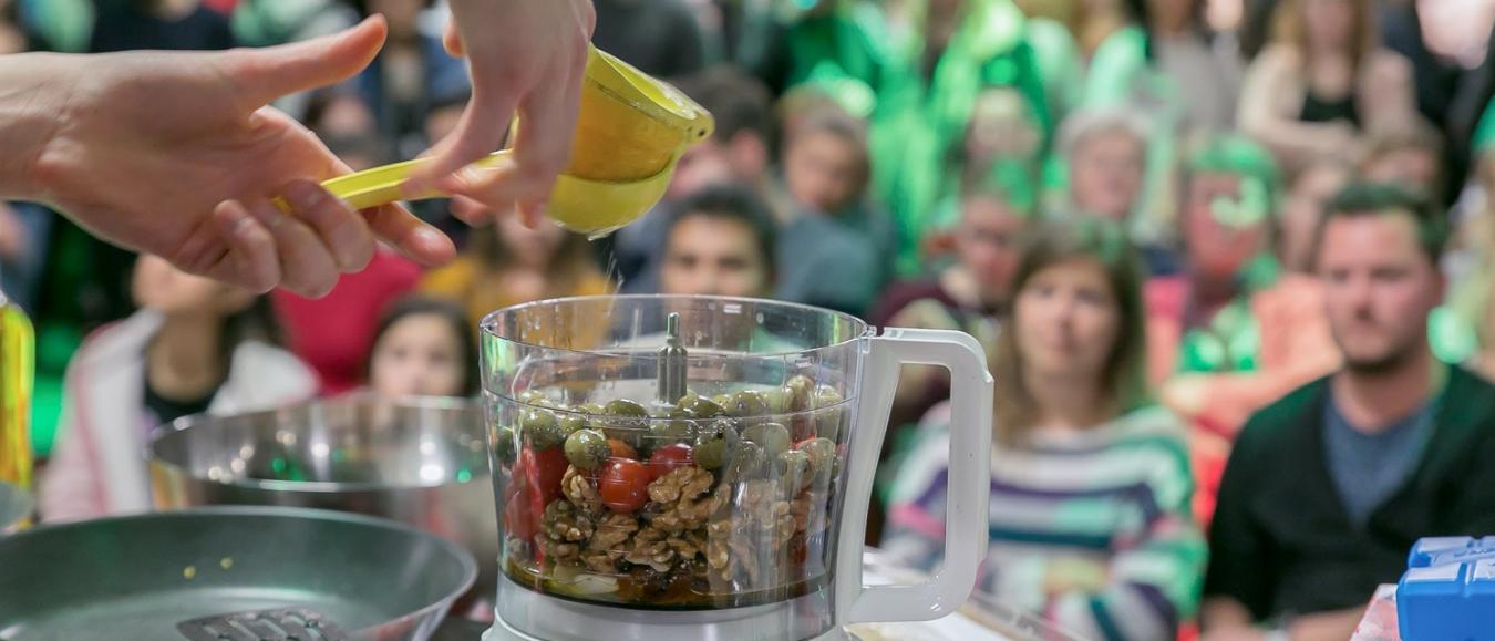 VeggieWorld: grootste plantaardige lifestylebeurs van Nederland