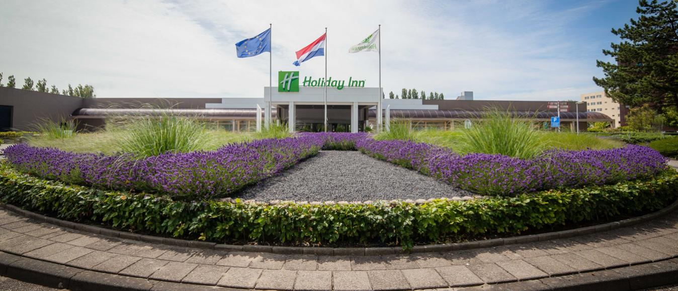 Holiday Inn Leiden – 'The first one'