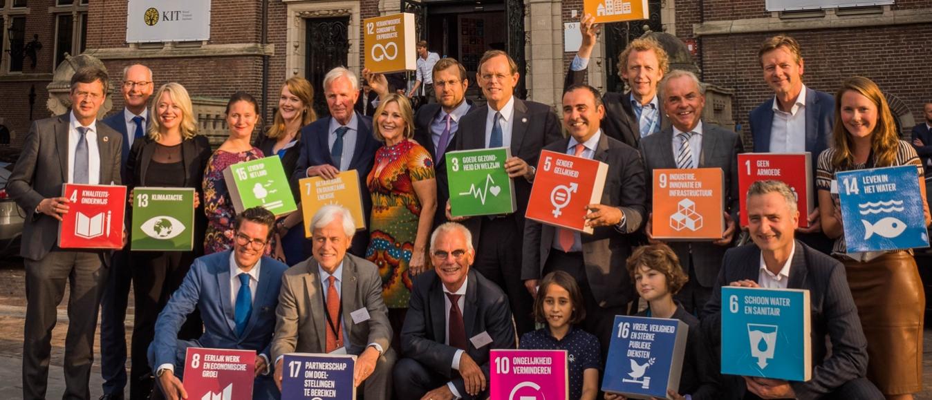 EventCase: SDG Impact Summit in Koninklijk Instituut voor de Tropen