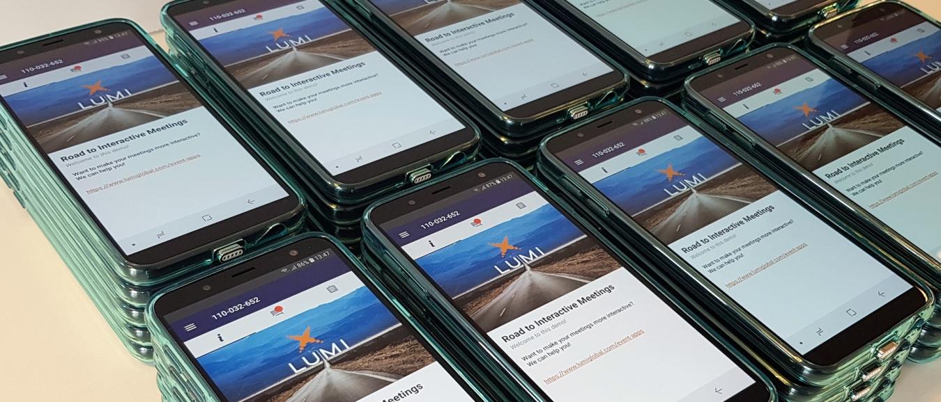 Lumi introduceert 'Smart Touch' stemkastjes