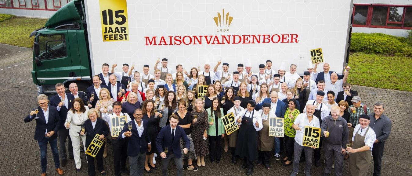 Maison van den Boer viert 115e verjaardag