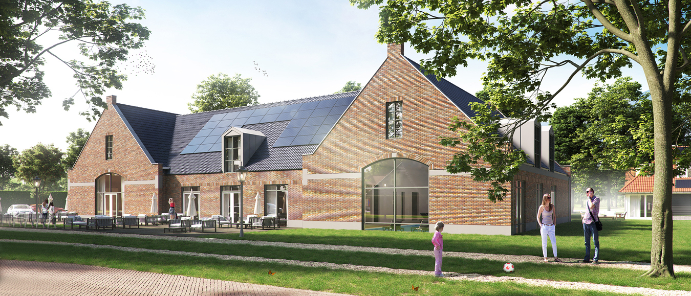 Landal bouwt vierde park in Brabant