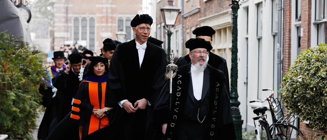 Leiden in de startblokken om ESOF 2020 binnen te halen
