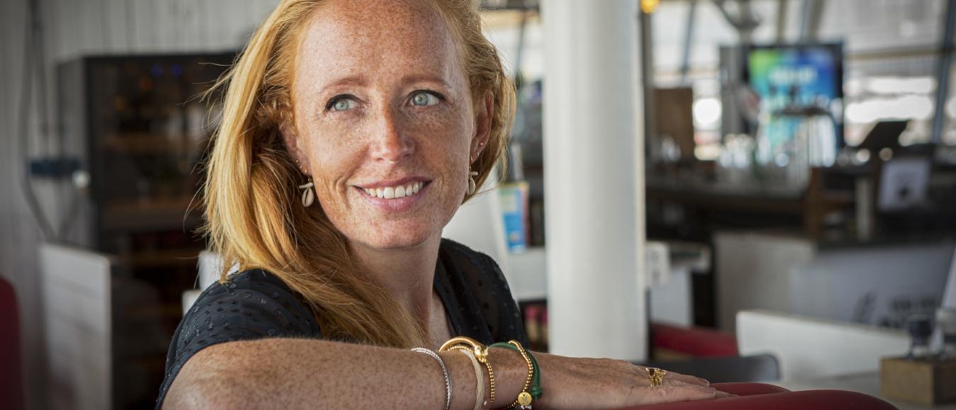 'Laten we ook in de toekomst meer de handen ineenslaan' Marije Pietersma, De Pier