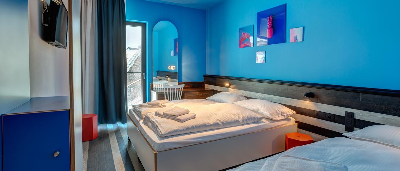 MEININGER opent tweede hotel in Brussel