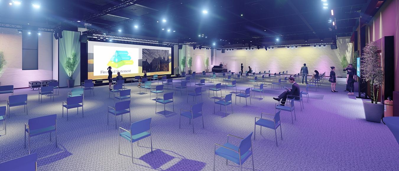 WestCord WTC Hotel Leeuwarden opent hybride vergaderlocatie