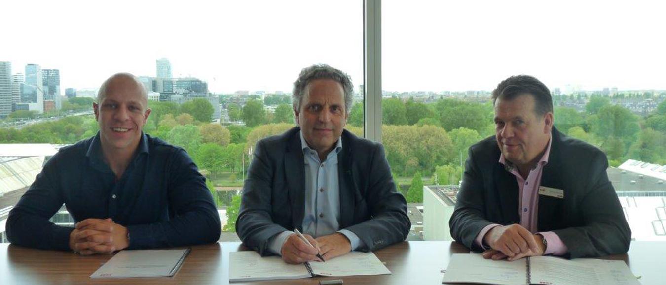 RAI Amsterdam en MTD Nederland blijven samenwerken
