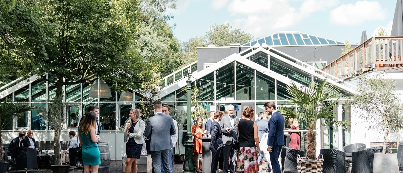 Amstel Boathouse en Vibe Events bundelen krachten