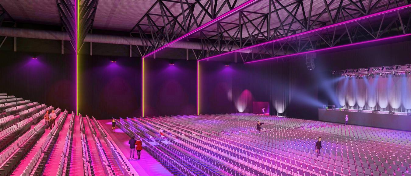 Gloednieuwe Mainstage haalt Thriller LIVE naar Nederland