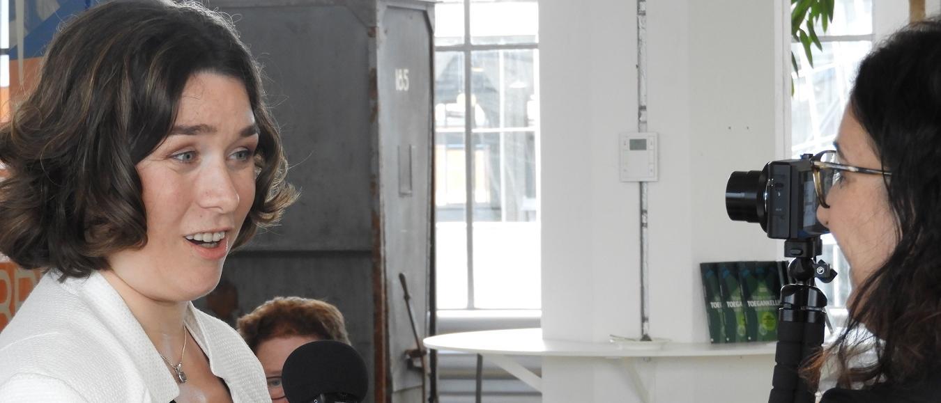 Van Nelle Fabriek eerste met Keurmerk voor toegankelijkheid