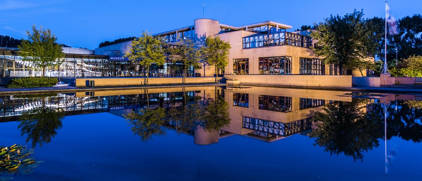 Het Museon: duurzame eventlocatie in statig Den Haag