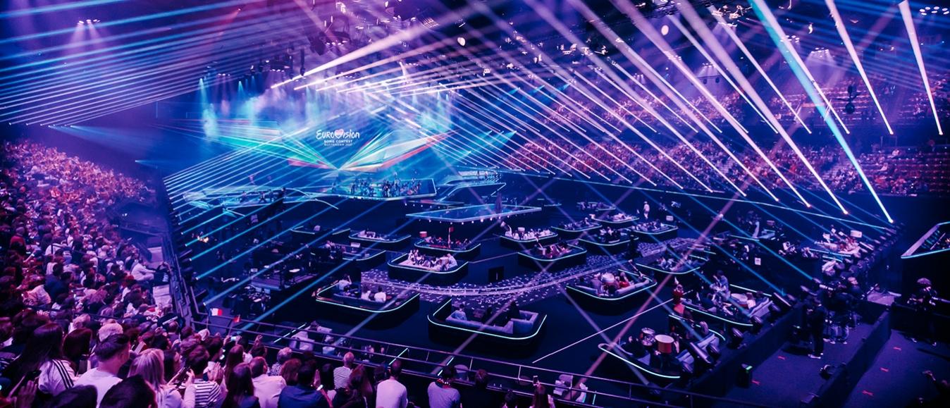 Eurovisie Songfestival maakt Rotterdam Ahoy ongelooflijk trots en dankbaar