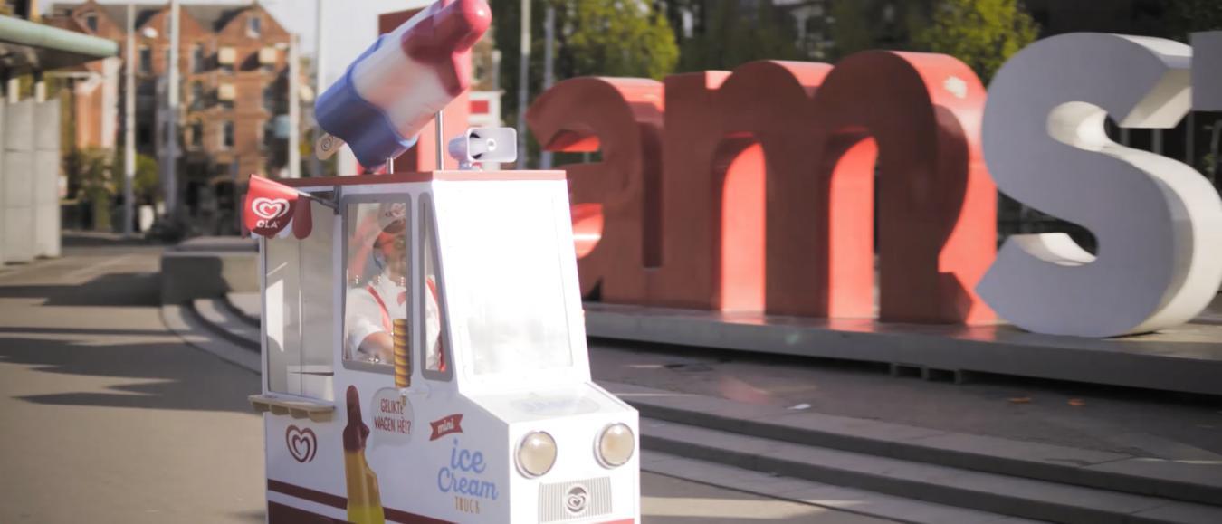 Oer-Hollands waterijsje gaat als een raket op Koningsdag