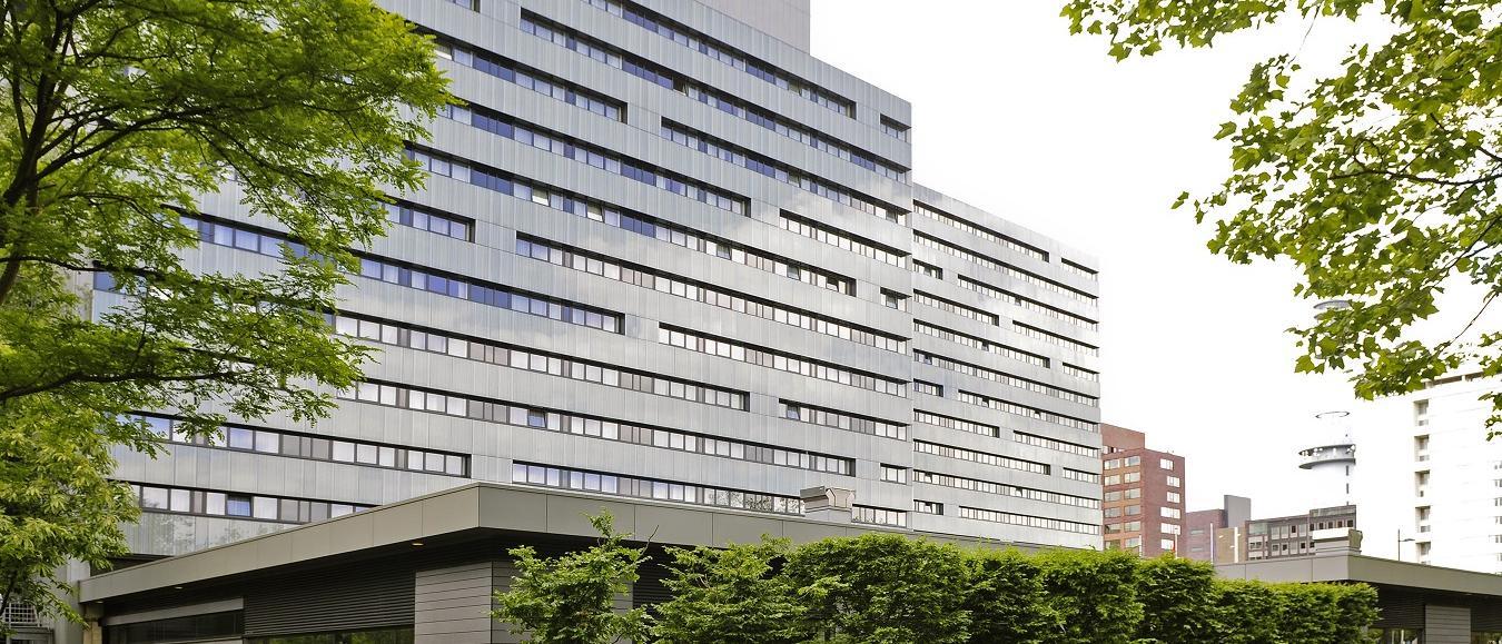 Topdrukte voor Novotel Amsterdam City