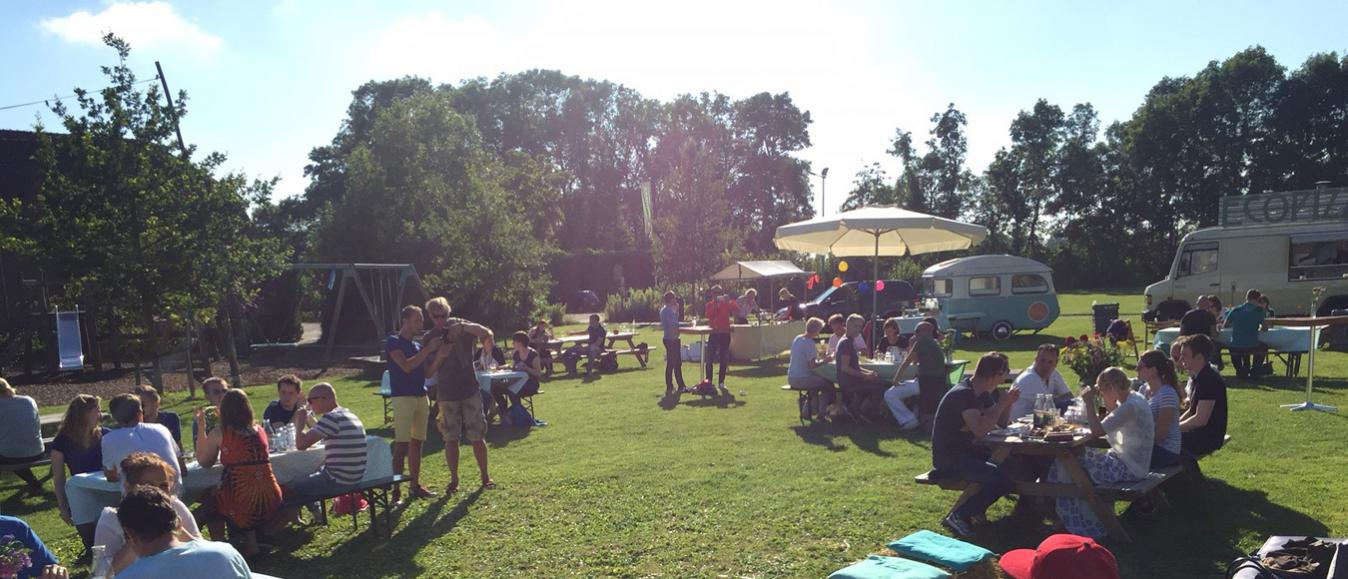 Landgoed De Olmenhorst en Podium Duycker vieren samen Vaderdag