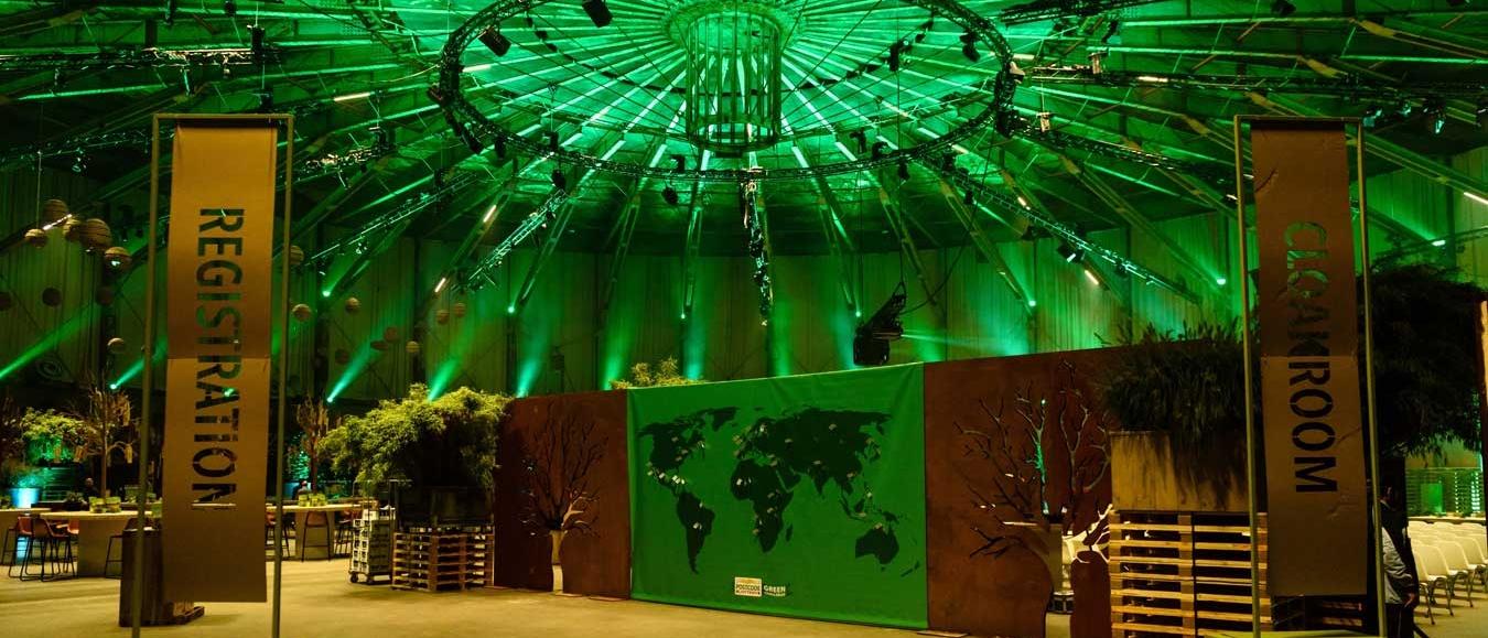 Oogenlust geeft groene touch aan Postcode Lottery Green Challenge