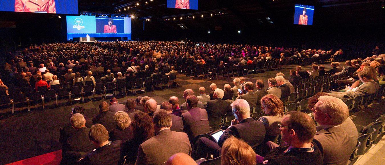 Nationaal Deltacongres te gast in IJsselhallen Zwolle