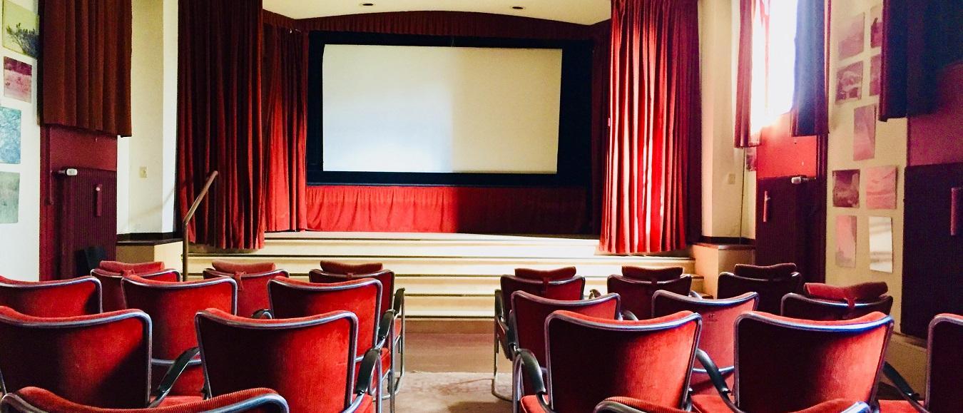 Filmzaal Paleis Soestdijk tijdens de kerstvakantie geopend