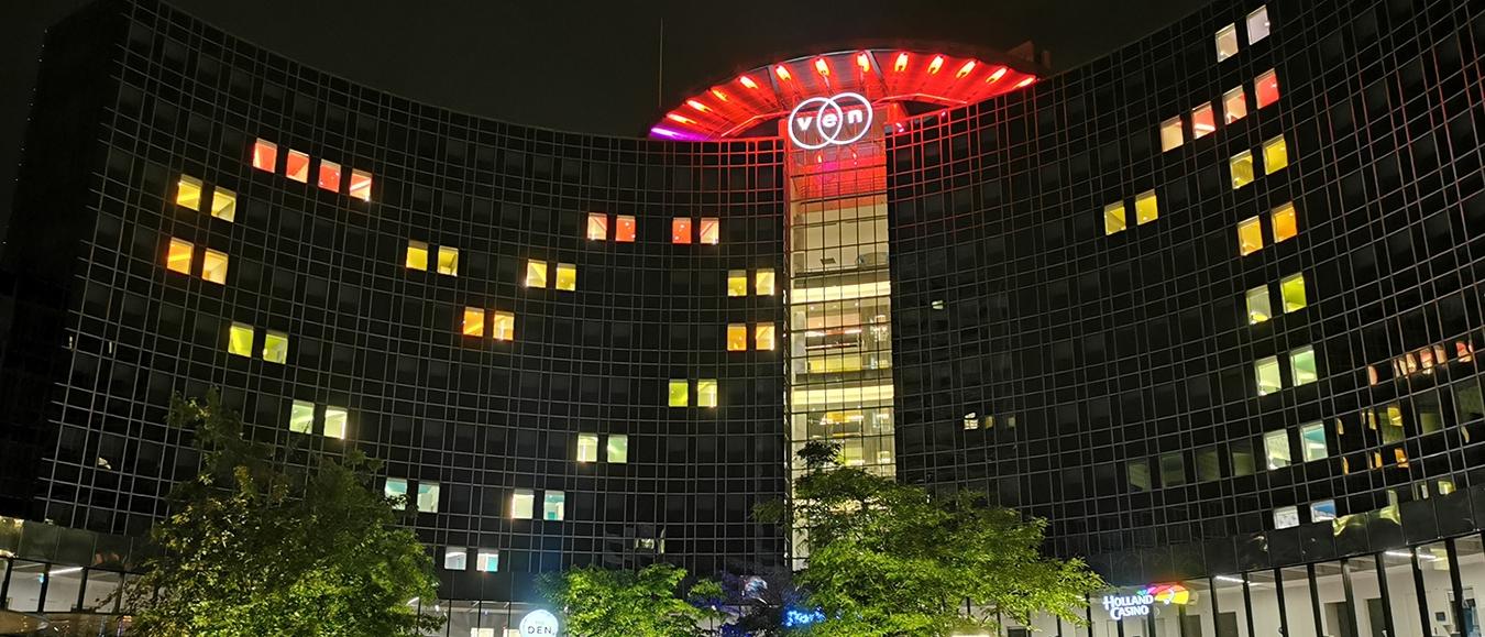 Radisson Hotel Group verlicht hotels met countdown naar heropening
