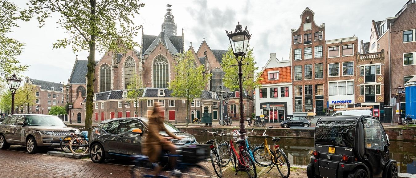 Amsterdam is klaar om te verbinden!