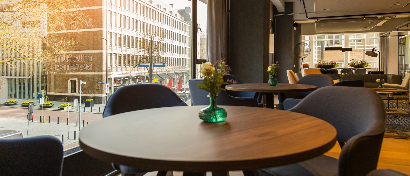 Postillion opent Hotel & Convention Centre WTC Rotterdam in rijksmonument