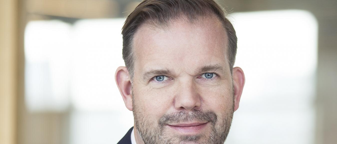 Nieuwe algemeen directeur Rotterdam Partners: Wilbert Lek