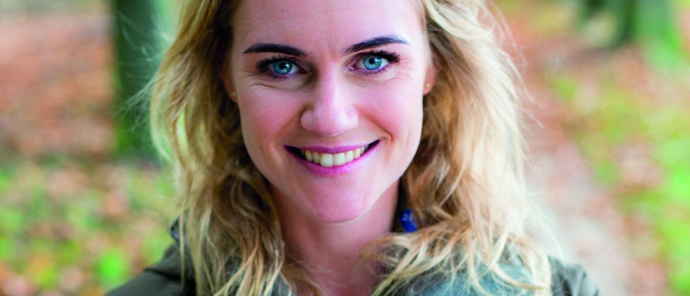 Spreker & boswachter Hanne Tersmette inspireert over duurzaamheid en ons ecosysteem
