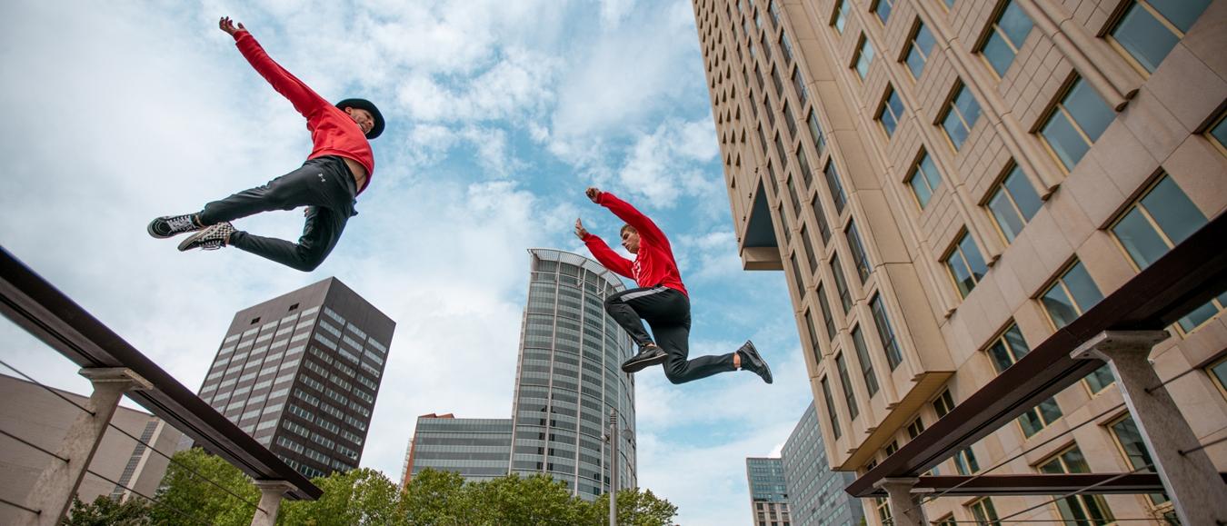 RSCW: ode aan de Rotterdamse straatcultuur