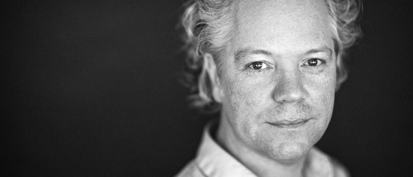 René Peters: 'Ik moet me altijd twee keer voorstellen!'