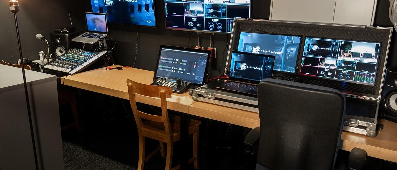 In-house livestreams bij Het Turfschip