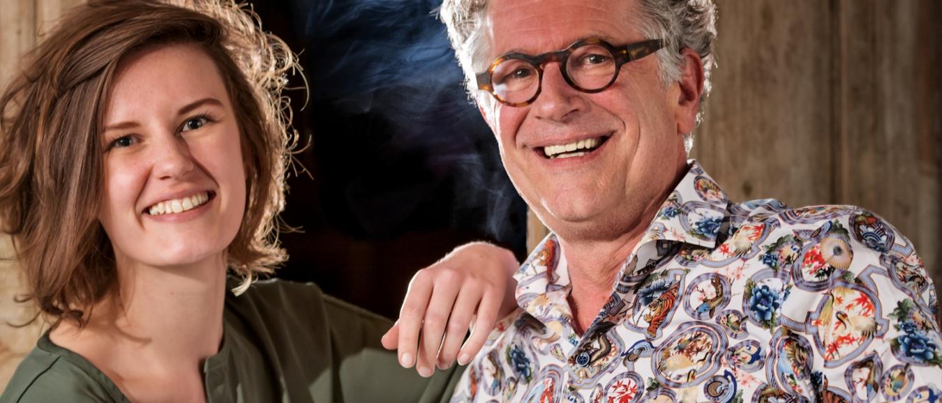 Aster en Marc van Laere