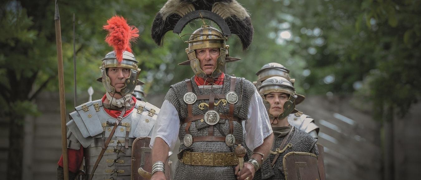 Romeinse weken in Museumpark Archeon