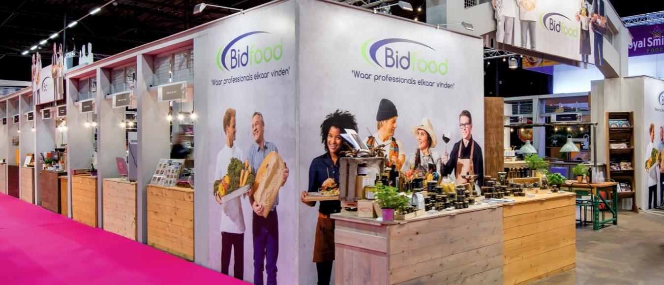 Bidfood verlengt Founding Partnership Gastvrij Rotterdam