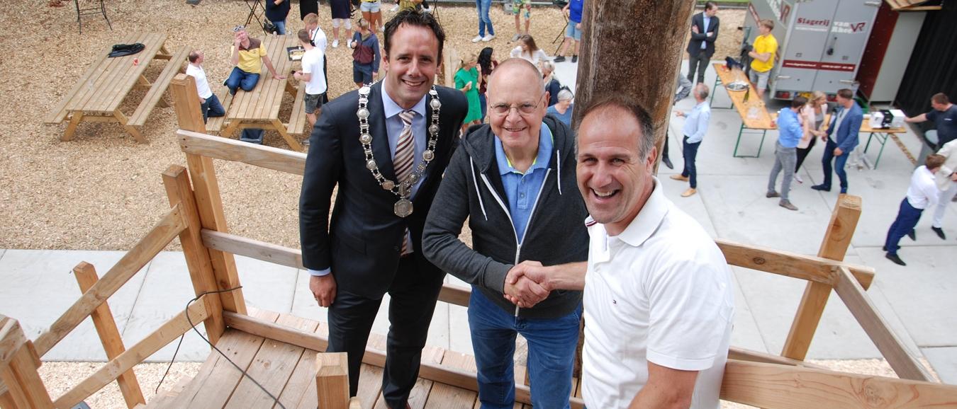 Nieuw avonturenpark op de Veluwe geopend
