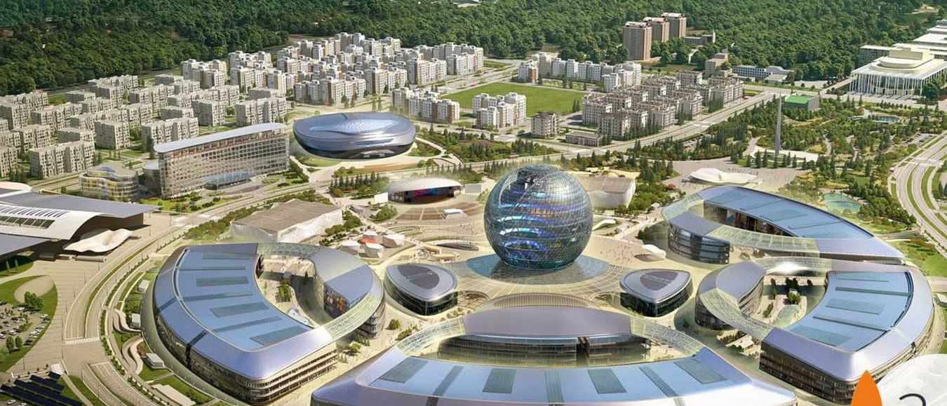 Hypsos bouwt Algerije Paviljoen op Expo 2017