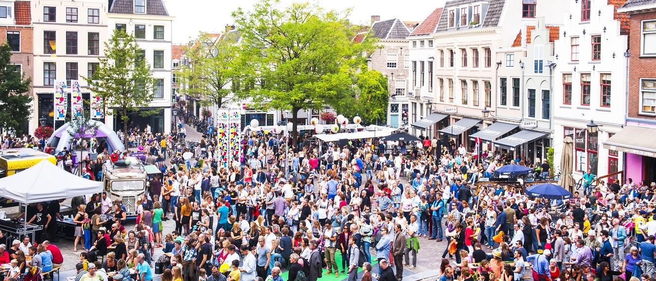 Vrije tijd: Uit in Utrecht