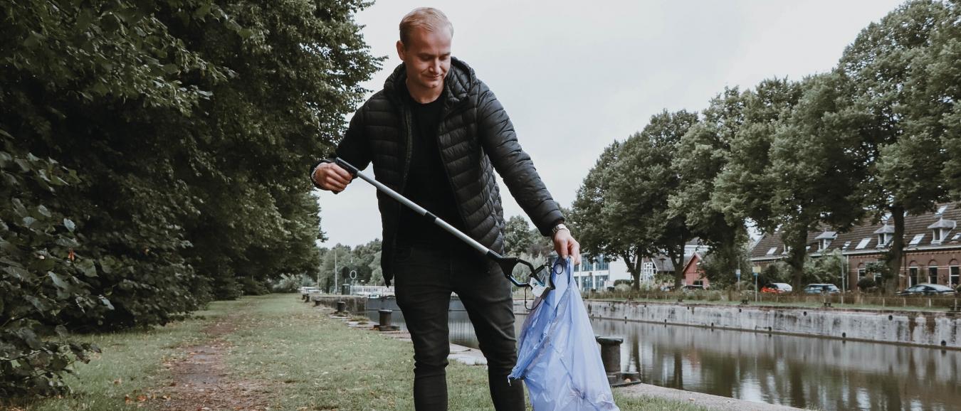 Skanna gaat groen met eigen duurzaamheids- manager