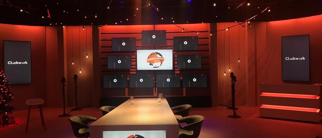 Streaming Studio Haarlemmermeer