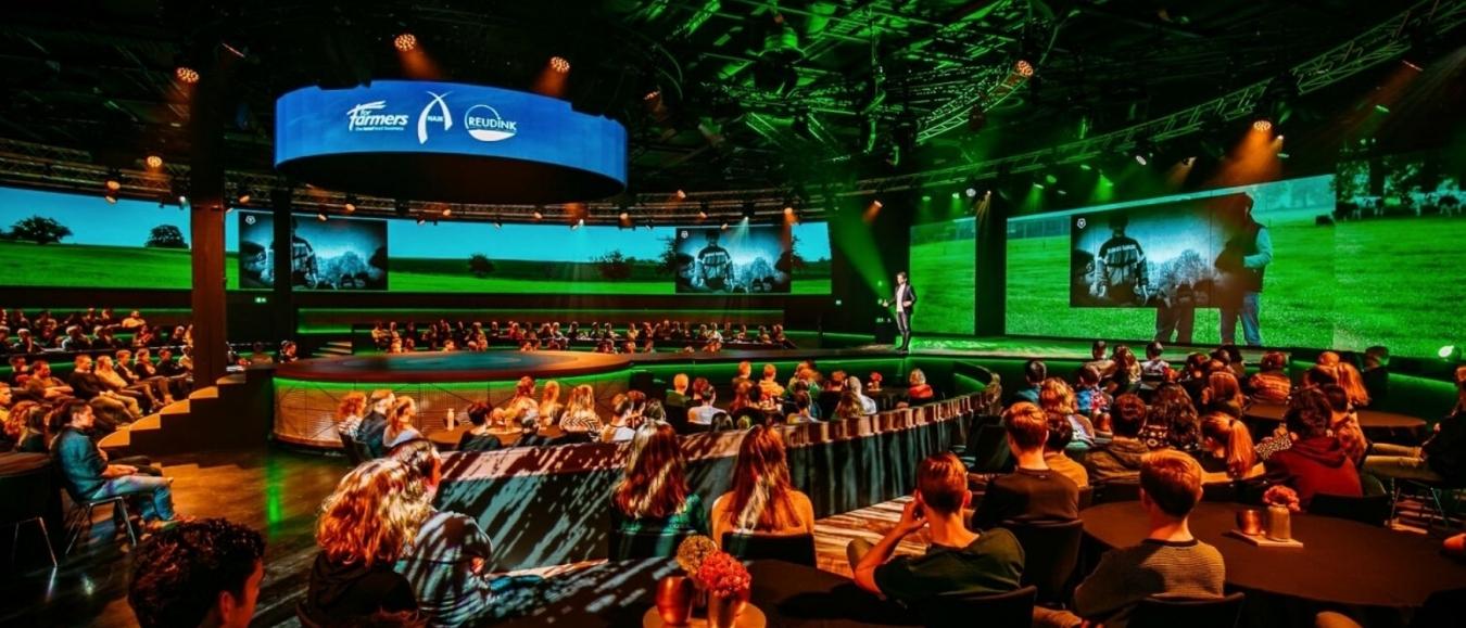Studio 21 creëert veilige live, online en hybride evenementen