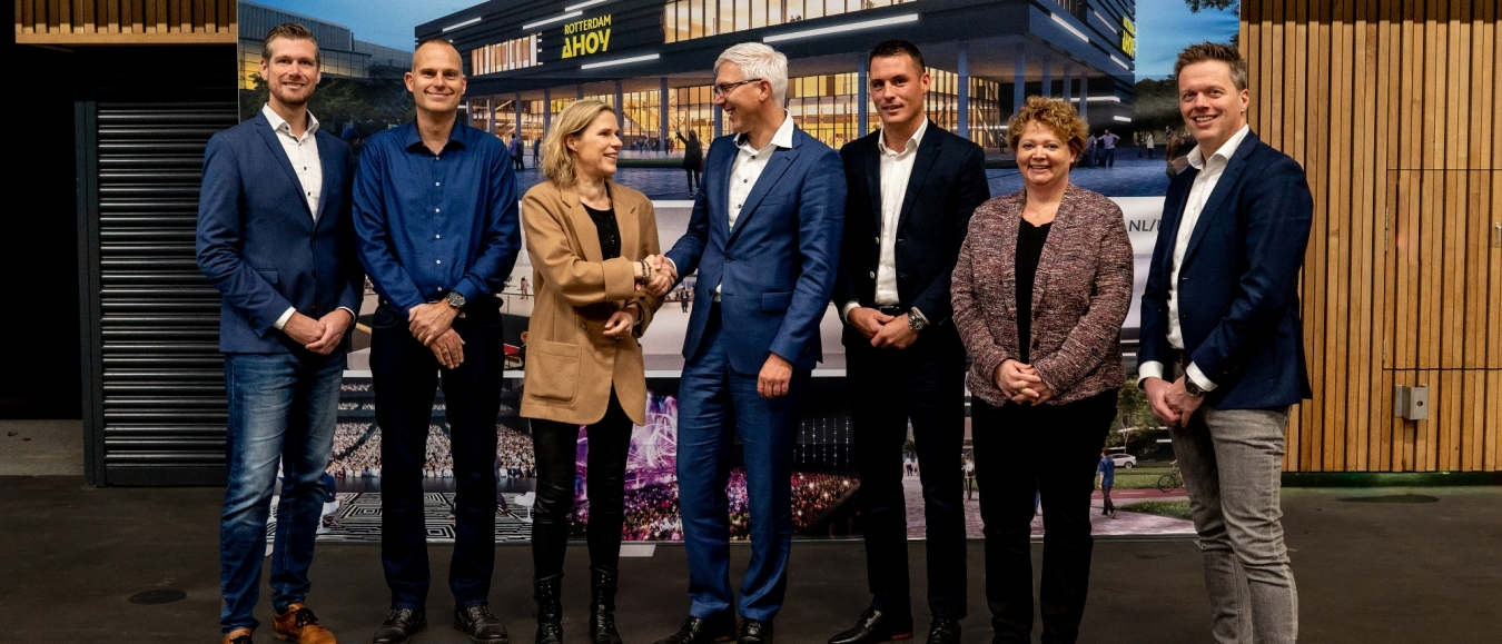 Rotterdam Ahoy zet nieuwe duurzaamheidsstappen