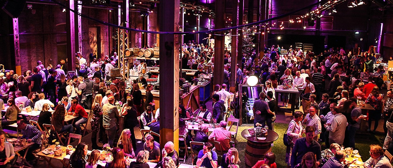 EventCase: Sogeti Pop Up Party in SugarCity Events