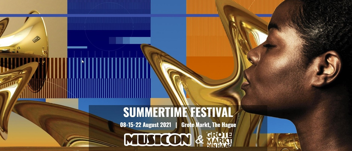 Summertime Festival Den Haag 2021 gaat door
