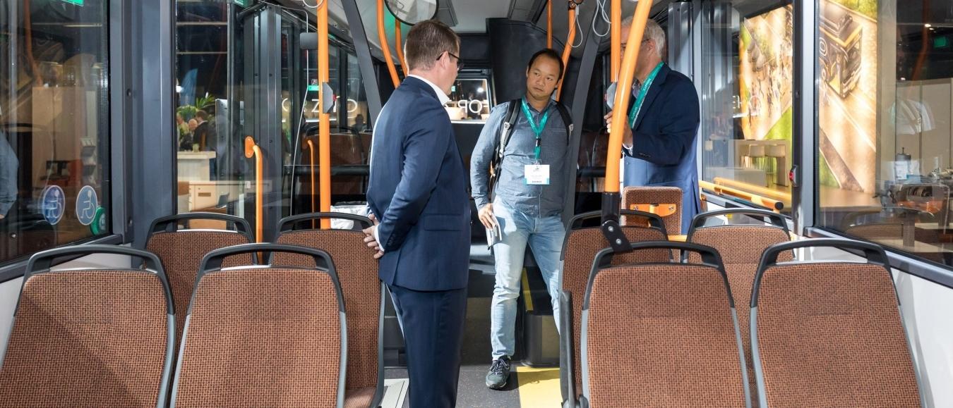 OV-Sector komt weer bijeen op OV Expo en Congres '21