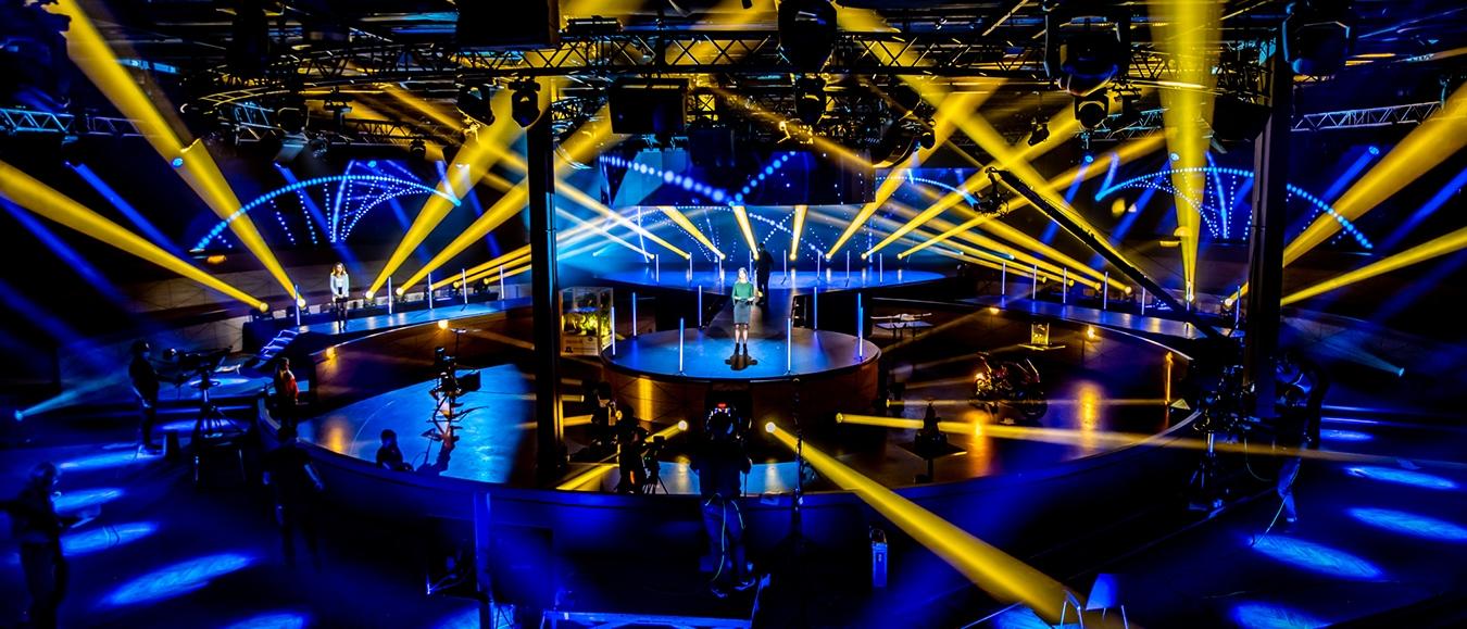 Studio 21 trots op hybride events