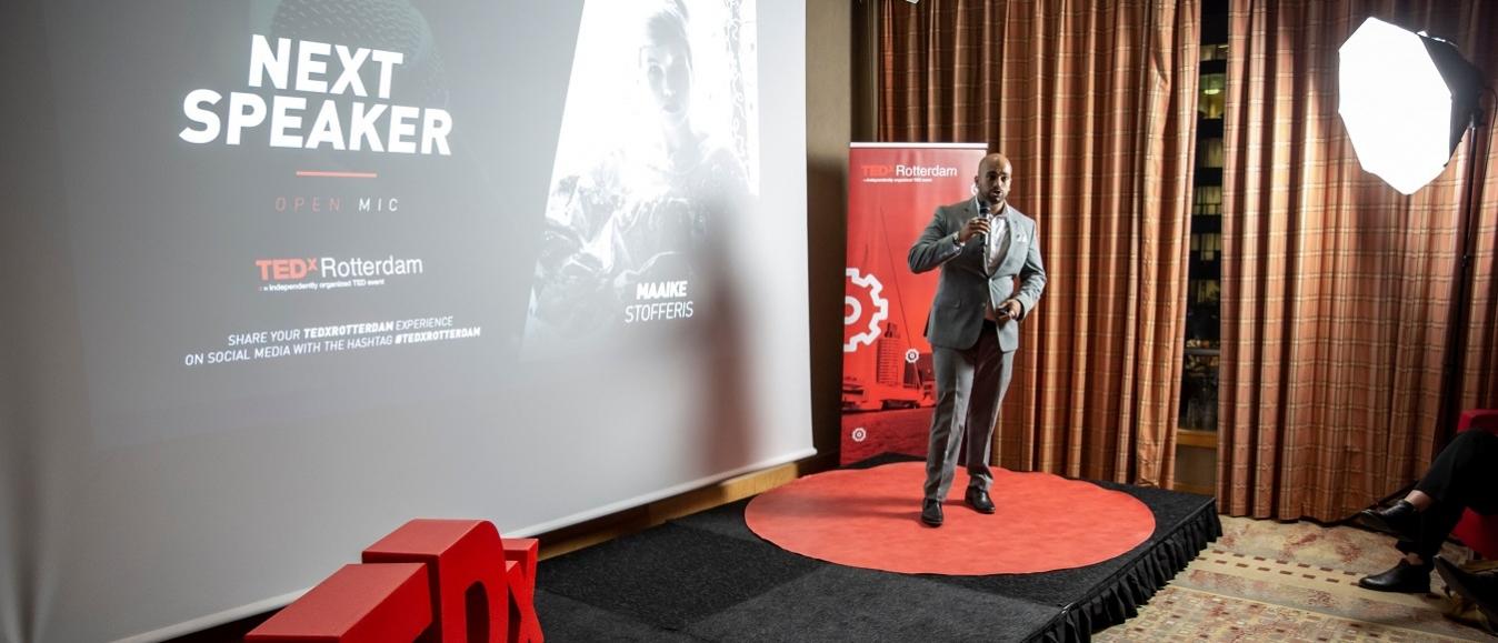 TEDxRotterdam presenteert 10 grensverleggende talks
