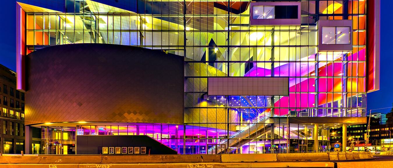 TivoliVredenburg in Utrecht lééft