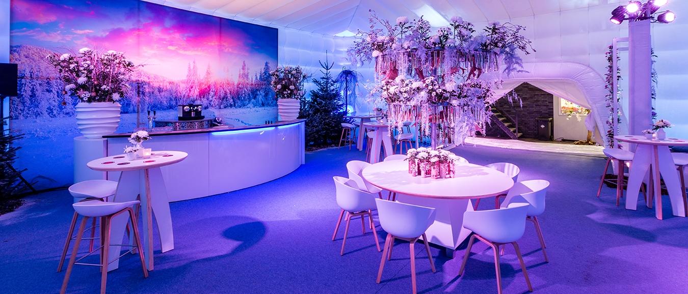 Binnenkort in Events - Event styling geeft een evenement kleur op de wangen