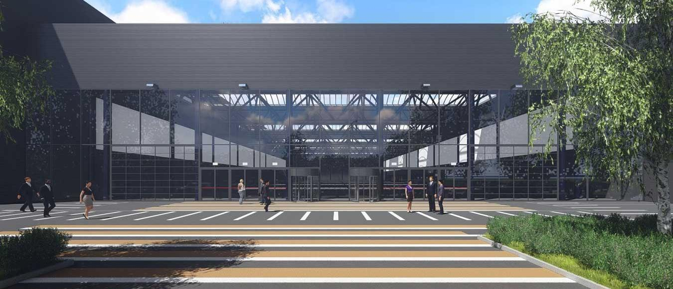 Verbouwing Brabanthallen s-Hertogenbosch